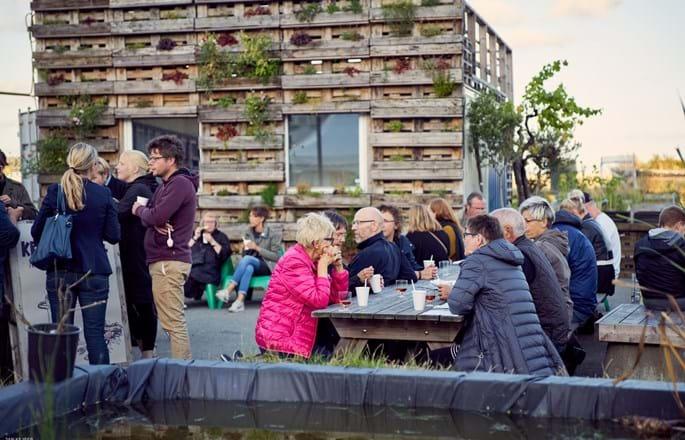 Aarhus O Et Levende Centrum For Byliv